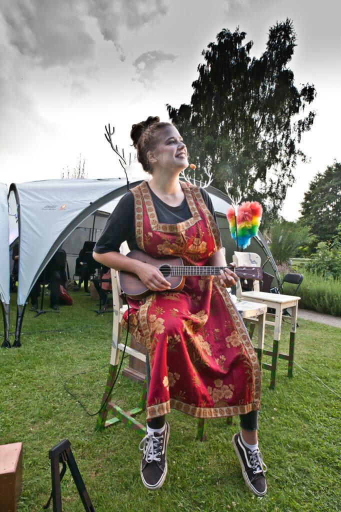 Maraike Lemper als Agathe